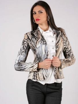 Вталено дамско сако