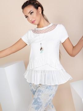 Дамска блуза с харбала