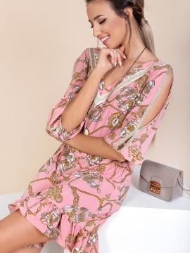 Дамска феерична рокля