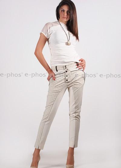 Дълъг дамски панталон