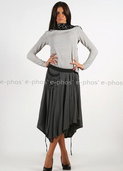 Дълга дамска пола