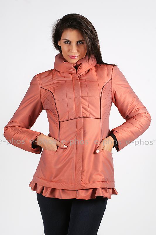 Ватирано дамско яке