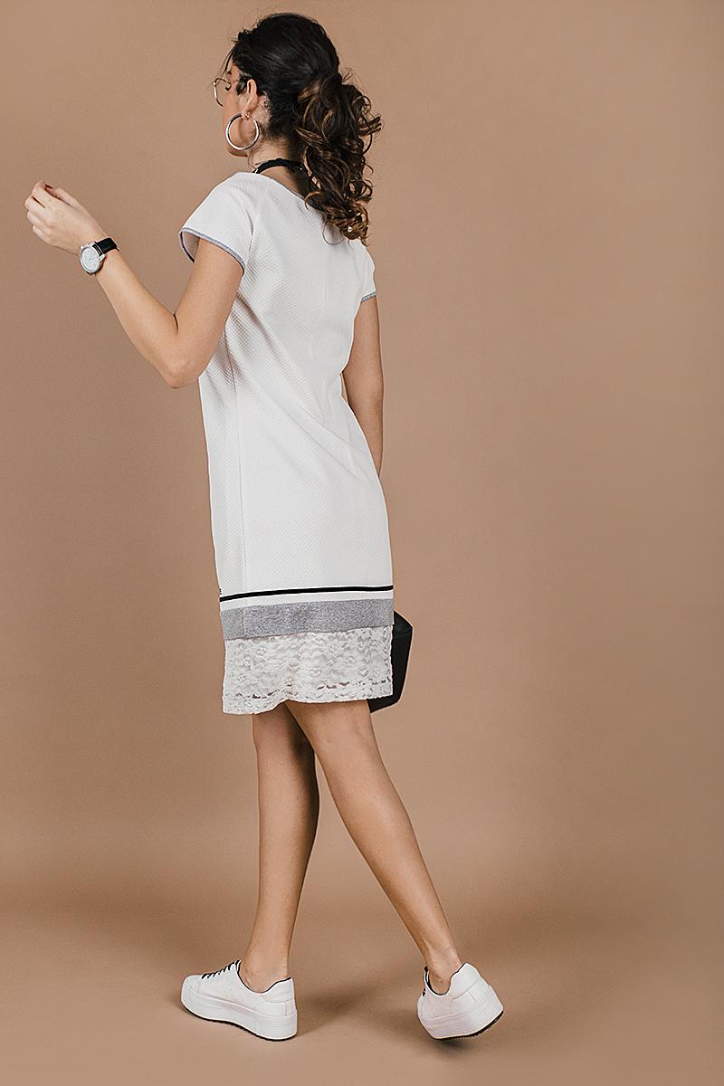 Дамска спортно-елегантна рокля
