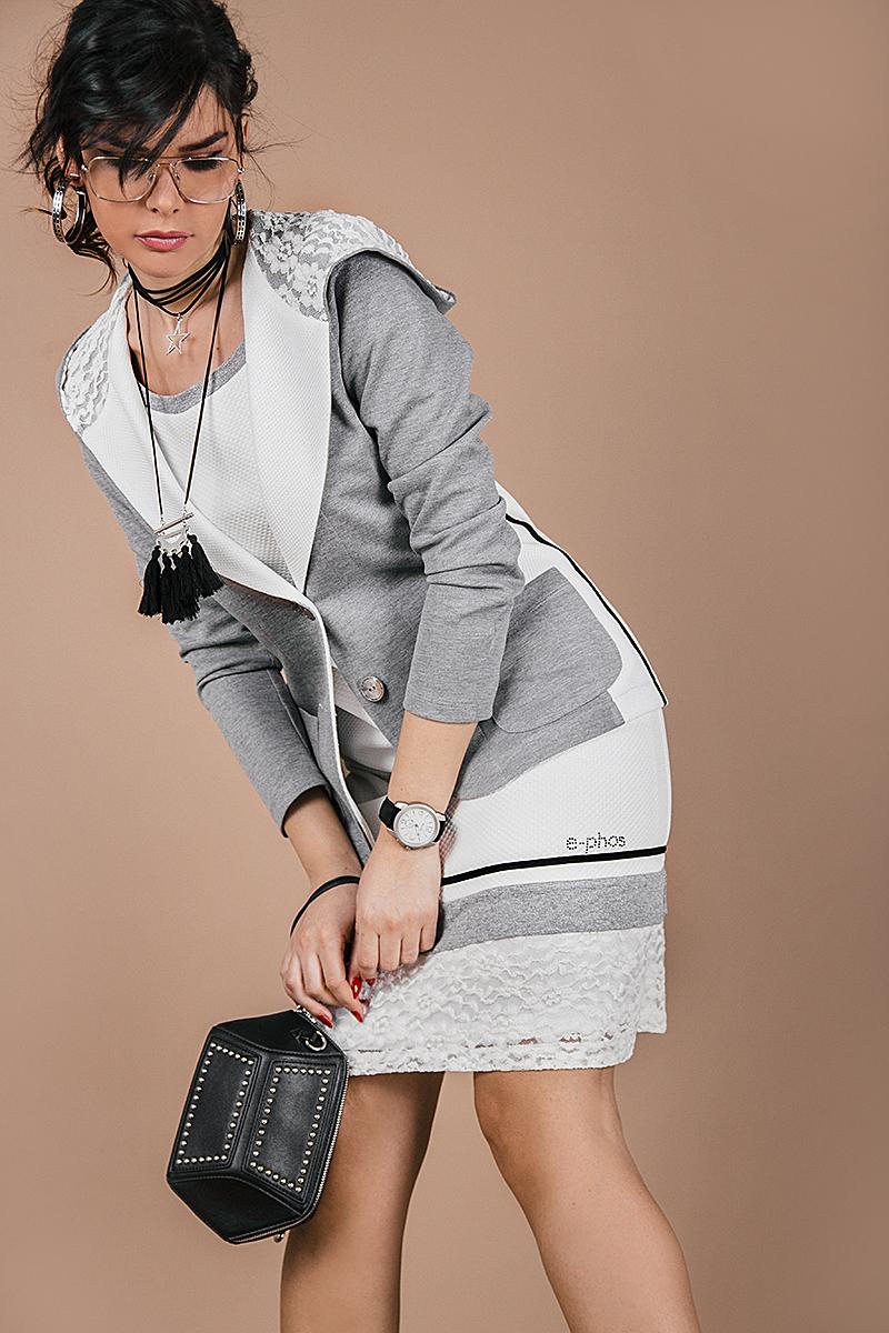 Дамско спортно-елегантно сако